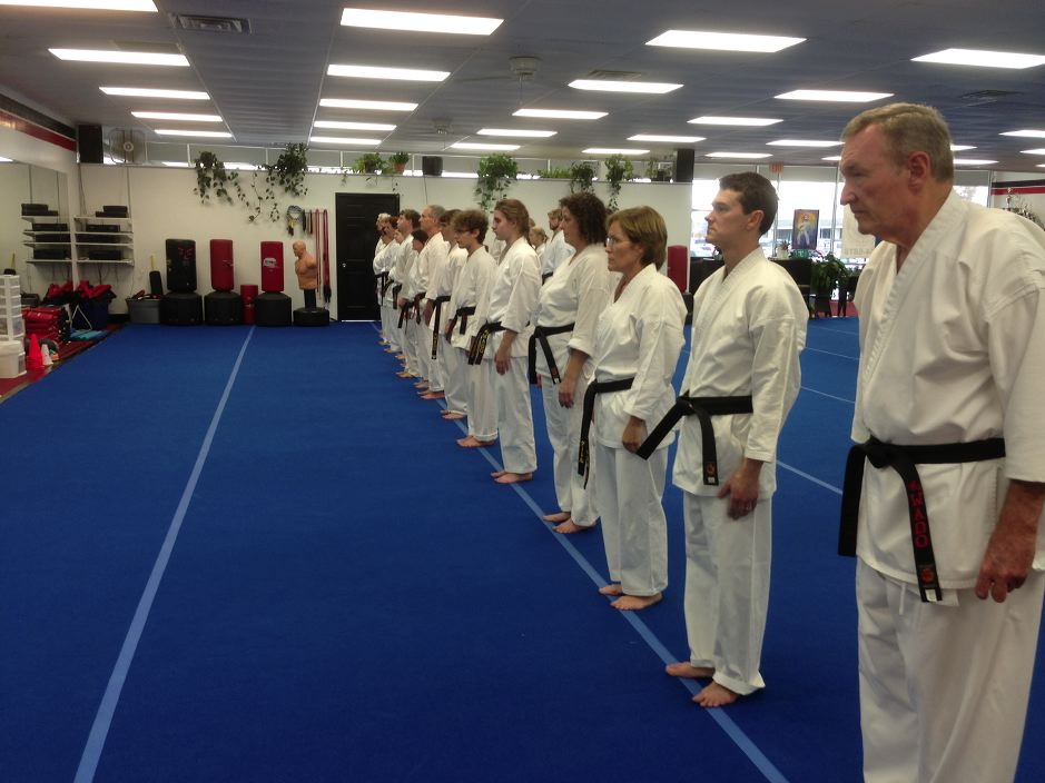 Black Belt Star Review November 2013