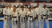 Black Belt Graduation Class November 2011