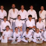 Wado Ryu Karate Graduation Class September 2008