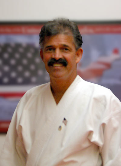 David Deaton Founder of David Deaton Karate Studios