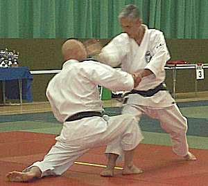 Jiro Otsuka Wado Ryu Karate Demonstration