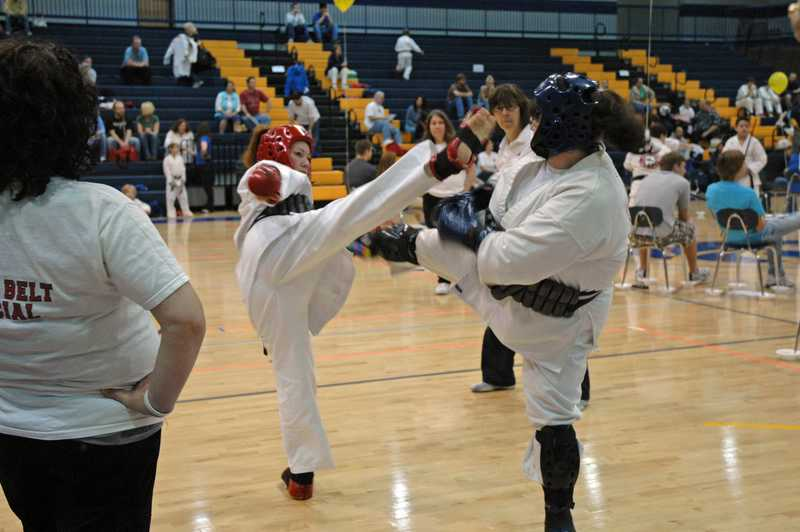 Karate Challenge Photos 2008
