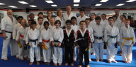 Children Teens and Adult Karate Graduation Class