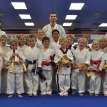 Little Dragons Karate Class Graduation