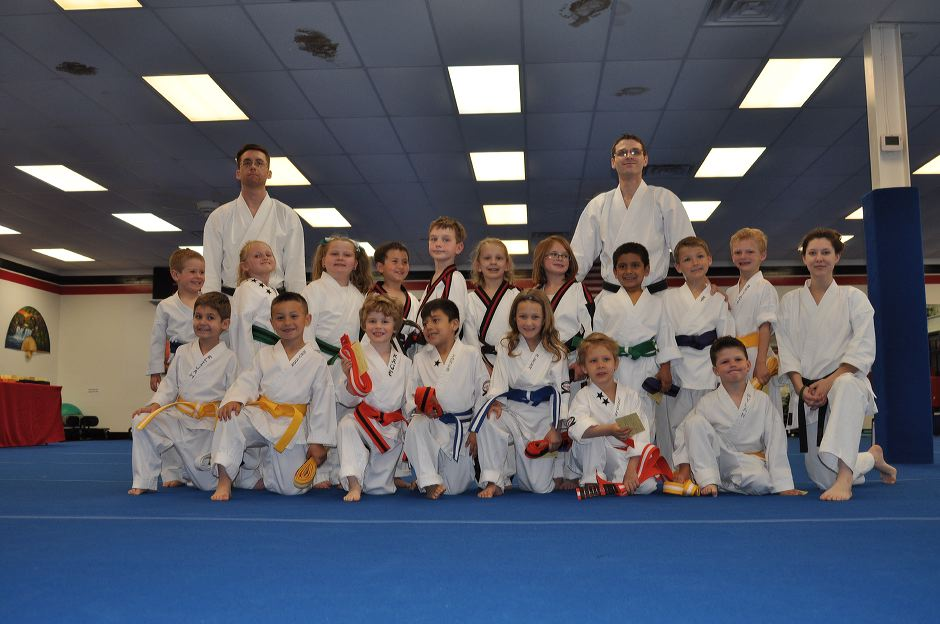 Little Dragons Karate Graduation
