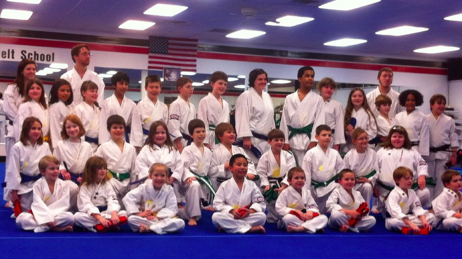 Childrens, Teens, Juniors and Adults Karate Graduation Class February 10, 2012