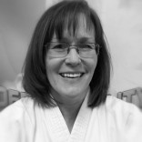 Jackie Tuttle Karate Instructor