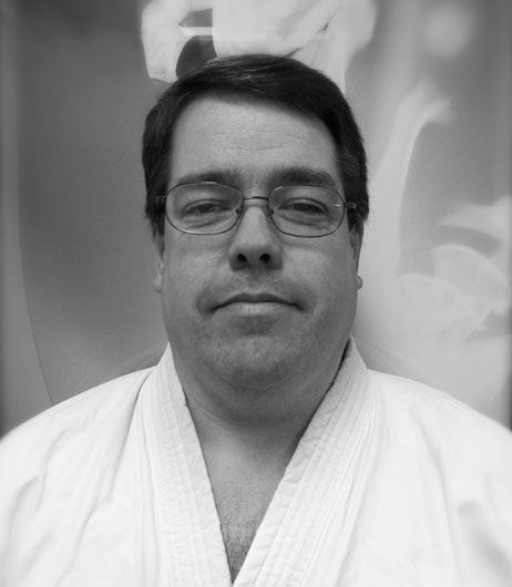 Robert Selby Karate Instructor