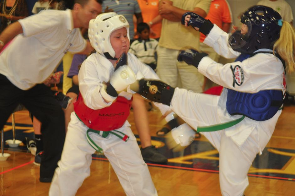 Karate Olympics Photos 2013