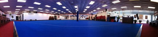 Largest Dojo Karate Training Floor in the South