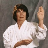 Black Belt Polly Barnes
